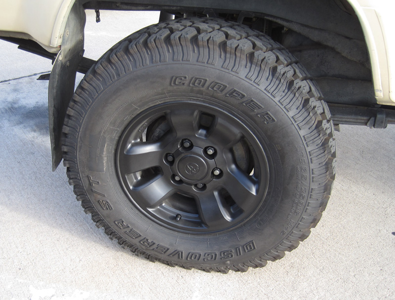 Do 2006 Toyota Tacoma Trd Sport Wheels Fit On An 86